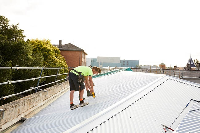 Re-roofing and Roof Replacement Melbourne
